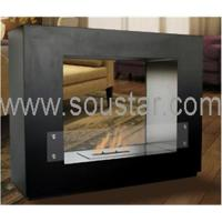 Buy cheap Floor standing style fireplace from wholesalers