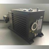 Quality Oil Lubricated Dual Stage Rotary Vane Vacuum Pump Compact Size Painting Surface for sale
