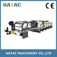 Quality Rotary Blade Culture Paper Sheeting Machine,Laser Paper Sheeting Machinery,A3 Paper Cutting Machine for sale