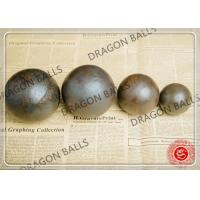 Quality Multifunctional Hot Rolling Steel Balls 20mm 40mm Good Wear Resistance for sale