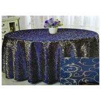 Quality Flame Retardant Oxford Cloth Waterproof Jacquard Wide In Width For Table Cloth for sale