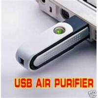 Quality ABS Compact easy carry elease nerve effectively remove dust Usb Ionic Air Purifier for sale