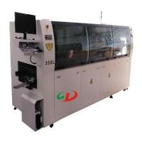 Quality Automatic SMT online lead free dual DIP wave soldering machine for PCB 450 for sale