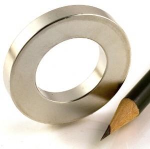 China Neodymium Ring Magnet on sale