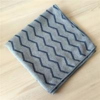 Buy 40x40cm Microfiber Weave Style Jacquard Pearl Cloth Auto Detailing Towel at wholesale prices