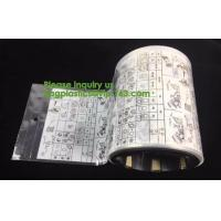 """Quality Pre-Open Bags 3""""x 3"""" 1.5mil Clear 4500ct Bags on a Roll,China Automatic Pre-open Bag, On-roll/Polyethylene bagplastics for sale"""