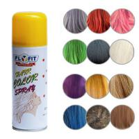 Quality Temporary Can Size 52x130mm Hair Color Spray Waterproof Washable for sale
