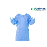 Quality Hospital 60gsm TUV CE Sterile Medical Surgical Gown for sale