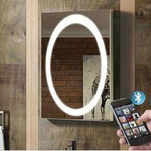 Quality Illuminated bath mirror shower room mirror dressing mirror for sale
