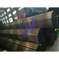 Seamless Welding Round Precision Steel Tubing 0.5 - 6.0mm Wall Thickness for sale