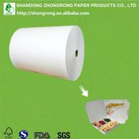 Quality PE coated board for meal box for sale