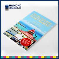 China Personalized Paperback art book printing glossy or matte film lamination on sale