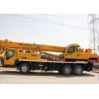 Buy cheap Hydraulic Mobile Crane 20 ton QY20G Truck Crane from wholesalers