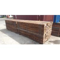 Quality High Density Wood Sawn Timber , Furniture Decoration Air Drying Lumber for sale