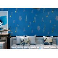 China Chinese Pattern Wide Room Decoration Wallpaper Non woven with SGS Test wholesale
