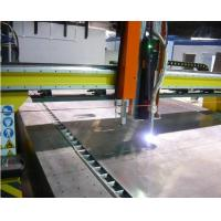 China Single Driven CNC Plasma Cutting Machine on sale