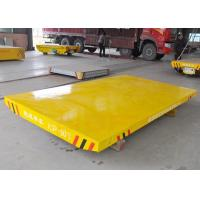 Buy Short Distance Large Table Dragged Cable Transport Trailer For Sale at wholesale prices