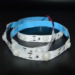 China Low power 3030 led focus light welcro led light strip bed led motion sensor led strip light with high quality lens on sale