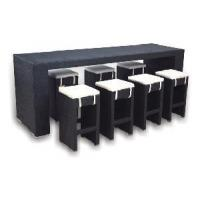 Quality Fashion Rattan Bar Table and Chair (BZ-B003) for sale