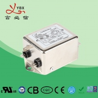 Quality Medical Equipment AC Power Supply Filter 6A 120V 250V Single Phase for sale