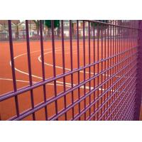 China Double Loop Ornamental Wire Fencing , Twin Wire Fence Easily Assembled For Gardens on sale