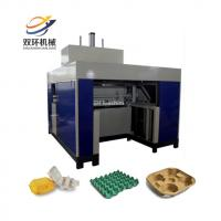 China Paper Pulp Egg Tray Machine Egg Tray Making Machine Price with high quality from SH Machinery on sale