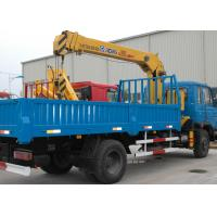 Quality XCMG Truck Loader Crane, 5 ton Lifting Truck Mounted Crane with High Quality for sale