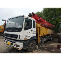 China Folding Boom Second Hand Pump Truck 42m 2008 Years With Good Condition on sale