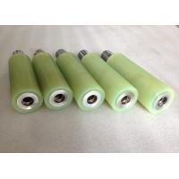 Quality Abrasion Resistance Polyurethane Rollers Wheels 35A~98A Hardness Shore for sale