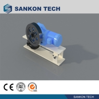 Quality ISO Run Stable AAC Block Machine Rubber Friction Wheel for sale