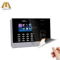 Quality M200 Time Recorder System Smart Rfid Card Proximity Card Reader Biometric Time Attendance Machine for sale