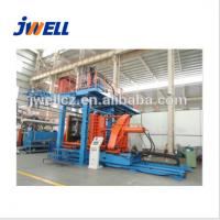 Quality Hydraulic Servo Control Pet Stretch Blow Moulding Machine Bottom Sealing Core Pulling for sale