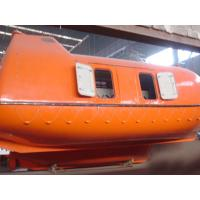China CCS Certificate 120 persons enclosed life boat hot sales on sale