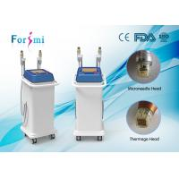 Quality portable thermage hight frequency 5Mhz Thermage RF microneedle Machine FMN-II fractional needling therapy for sale