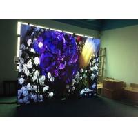 China P2 HD Tv Studio Led Screen Display Refresh Gray Scale Color Contrast Fanless Black Lamp on sale
