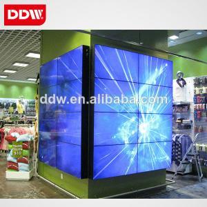 Quality 47 inch wall mount LG video wall HDMI/DVI/VGA/AV/YPBPR/IP 1920x1080 DDW-LW470DUN-TFB1 for sale