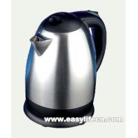 Quality stainless steel electric kettle,electric water kettle,water boiler,metal kettle,cordless electric kettle for sale