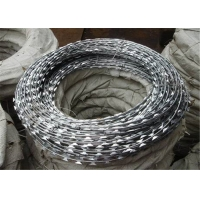 China Stainless Steel Razor Barbed Wire/Hot Dipped Galvanized Barbed Wire/Barbed Wire Fence on sale