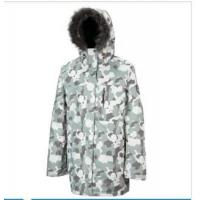 Quality Wholesale Customized Stand Collar green padding jacket for sale