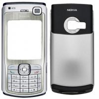 China genuine nokia n70 replacement housing silver on sale