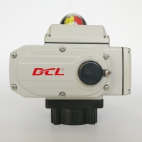Quality 3S/15Nm Quick Open Electric Actuator on-off,0-90° adjustable with compact structure for sale