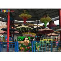 Buy Ladybug Paradise Amusement Park Rides 11m Diameter Unique Shape Novel Style at wholesale prices