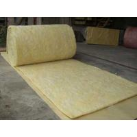 China High Temperature Resistance Glass Wool Blanket For Power Plant 20mm - 100mm Thickness on sale