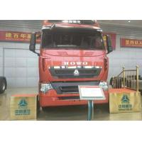 Quality Single Sleeper Cab Single Drive Prime Mover336HP Diesel Engine Ten Wheels for sale