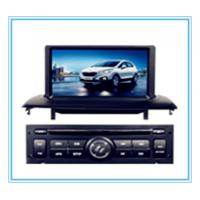 Buy cheap China Supplier Two DIN Car DVD Player for PEUGEOT 3008 from wholesalers