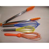Quality 2012 durable silicone egg whisk for sale
