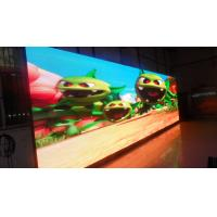 Quality High Brightness Advertising Display Screens , LED Outdoor Advertising Screens SMD2727 for sale