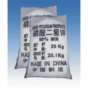 Quality MKP(Monopotassium phosphate) for sale