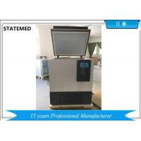 Quality -86 Degrees 128L Capacity Laboratory Deep Freezer With CFC Free Chest Type for sale
