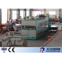 Quality Customized Plastic Food Container Making Machine Touch Screen Operation for sale